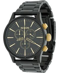 Nixon - Classic Matte Design Watch - Lyst