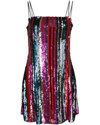 Haney Elektra Mini Dress - Red