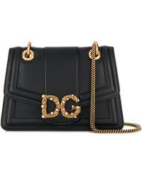 Dolce & Gabbana - Dg Amore ショルダーバッグ - Lyst