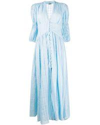 Cult Gaia Willow ドレス - ブルー