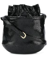 Tl-180 Marcello Shoulder Bag - Black