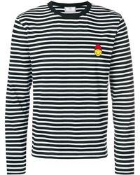 AMI - Smiley パッチ Tシャツ - Lyst