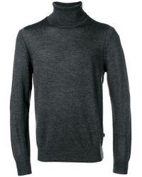 Michael Kors - Jersey con cuello alto - Lyst