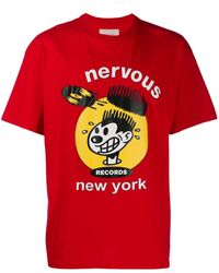 Buscemi - Nervous Tシャツ - Lyst
