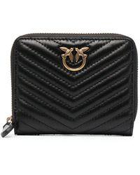 Pinko Taylor 財布 - ブラック