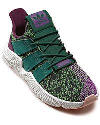 Purple Deerupt Dragon Ball Z Gohan Edition Sneakers