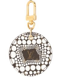 Louis Vuitton X Yayoi Kusama 'pumpkin Dots' キーリング - ホワイト