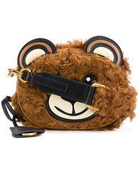 Moschino - Teddy Bear Crossbody Bag - Lyst