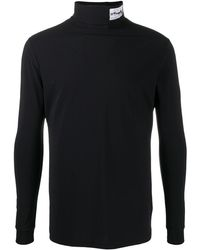 Raf Simons ニットセーター - ブラック