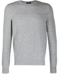 Drumohr - Knitted Jumper - Lyst