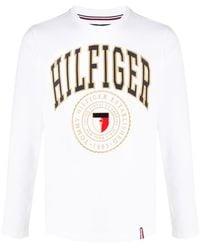 Tommy Hilfiger - ロゴ スウェットシャツ - Lyst