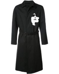 Neil Barrett | Siouxsie Belted Trench Coat | Lyst