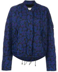 Christian Wijnants - Quilted Paisley Jacket - Lyst
