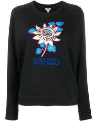KENZO - Passion Flower スウェットシャツ - Lyst