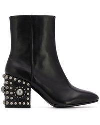 Ash - Era Ankle Boots - Lyst