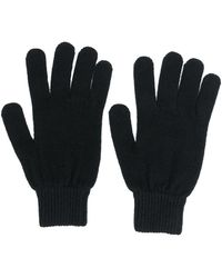 Paul Smith - Fitted Knitted Gloves - Lyst