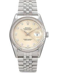 Rolex Orologio Datejust Pre-owned 1995 - Metallizzato