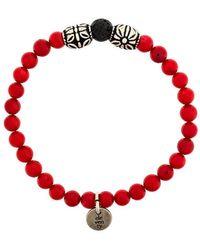 Eleventy - Beads Charm Bracelet - Lyst