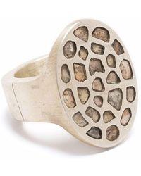 Parts Of 4 Diamanten Ring - Meerkleurig