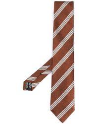 Tom Ford - Corbata a rayas texturizada - Lyst