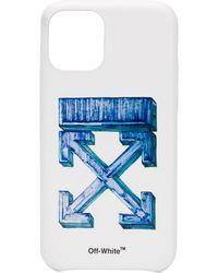 Off-White c/o Virgil Abloh - Чехол Для Iphone 11 С Логотипом Arrows - Lyst