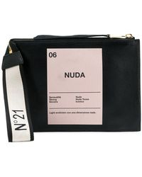 N°21 - Mini Nuda Clutch - Lyst