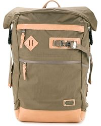 AS2OV Квадратный Рюкзак - Многоцветный