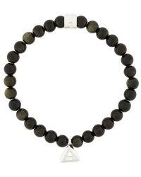 Northskull - Trigonum Charm Bracelet - Lyst
