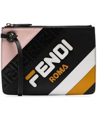 2a1d448131c7 Lyst - Fendi Small Leather Goods Ss19