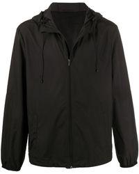 Filippa K Sintra フーデッドジャケット - ブラック