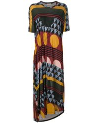 Henrik Vibskov - Turkish Print Dress - Lyst