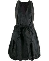 Pinko - ベルテッド ドレス - Lyst