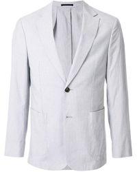 Cerruti 1881 Classic Formal Blazer - Grey