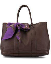 Hermès Pre-owned Garden Twilly Handtasche - Braun