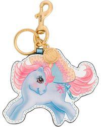 Moschino My Little Pony Keyring - Multicolour