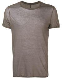 Rick Owens - Level Tシャツ - Lyst