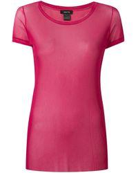 Avant Toi - チュール Tシャツ - Lyst