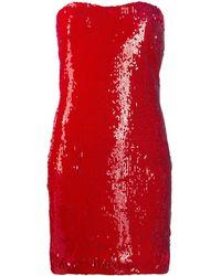 Dondup デコラティブ ドレス - レッド