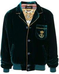 Dolce & Gabbana - ボンバージャケット - Lyst