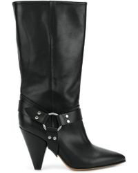 Buy Cheap Outlet Locations Lowest Price Online Joseline stirrup boots - Black Buttero yhqpg
