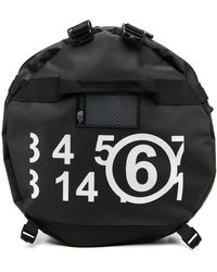 MM6 by Maison Martin Margiela X Tnf Base Camp Backpack - Black