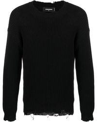 DSquared² - チャンキーニット セーター - Lyst