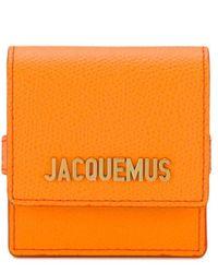 Jacquemus Le Sac Bracelet Bag - Orange