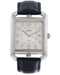 Hermès Orologio Pre-owned Cape Cod Jumbo 2000 - Bianco