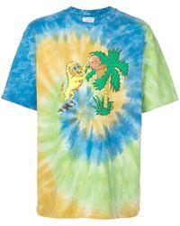 Just Don Tie-dye T-shirt - Multicolour
