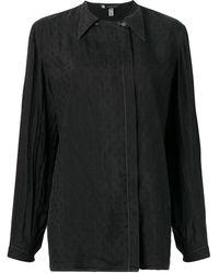 Giorgio Armani Pre-Owned - 1990's ポインテッドカラー シャツ - Lyst