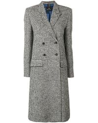 PS by Paul Smith - Midi Buttoned Coat - Lyst