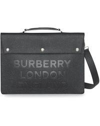 Burberry Сумка-портфель С Заклепками И Логотипом - Многоцветный