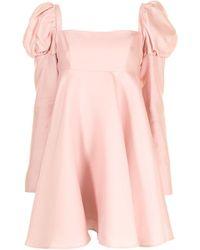 Macgraw Swifts Baby Doll Dress - Pink