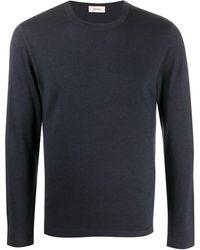 Z Zegna ロングtシャツ - ブルー